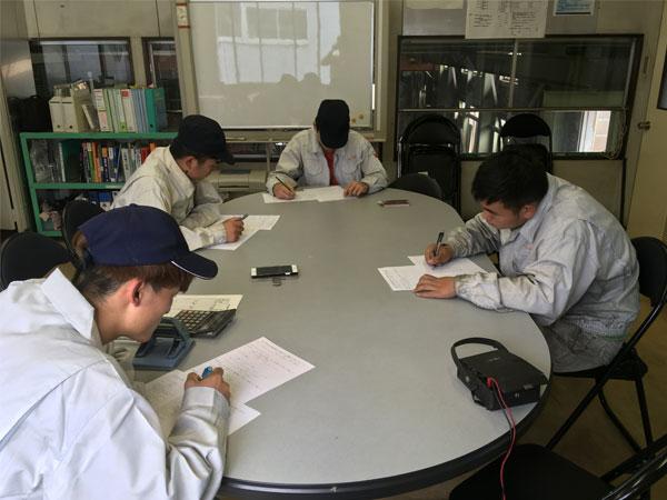 日本語能力試験を目指して
